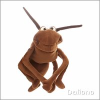 Living Puppets hand puppet Anton the ant