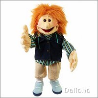 Living Puppets hand puppet Phillip, large