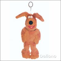 Wiwaldi keyring - Wiwaldi & CO. by Living Puppets