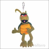 Kakerlak keyring - Wiwaldi & CO. by Living Puppets
