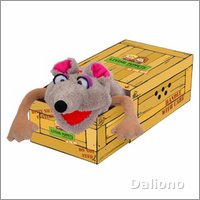 Living Puppets hand puppet Vallerie Pieps in the box
