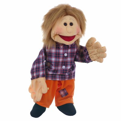 Living Puppets hand puppet Bodo