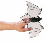 Folkmanis Fingerpuppe mini Fledermaus
