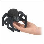 Folkmanis Fingerpuppe mini Spinne