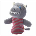 Wolf - finger puppet by HABA