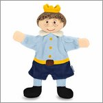 Prince - hand puppet for babys by Sterntaler