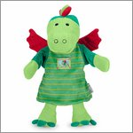 Dragon - hand puppet for babys by Sterntaler