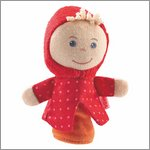 Little Red Riding Hood - finger puppet by HABA