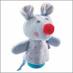 Mouse - finger puppet by HABA